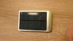 Power bank silver- solar charger silver