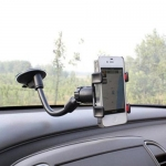 Car holder for phones and tablets